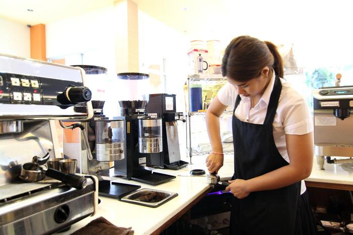 การกดกาแฟ