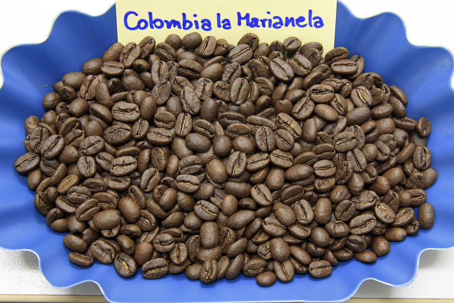 กาแฟคั่วโคลัมเบีย-Marianela