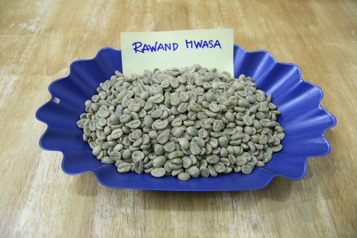 กาแฟรวันดา