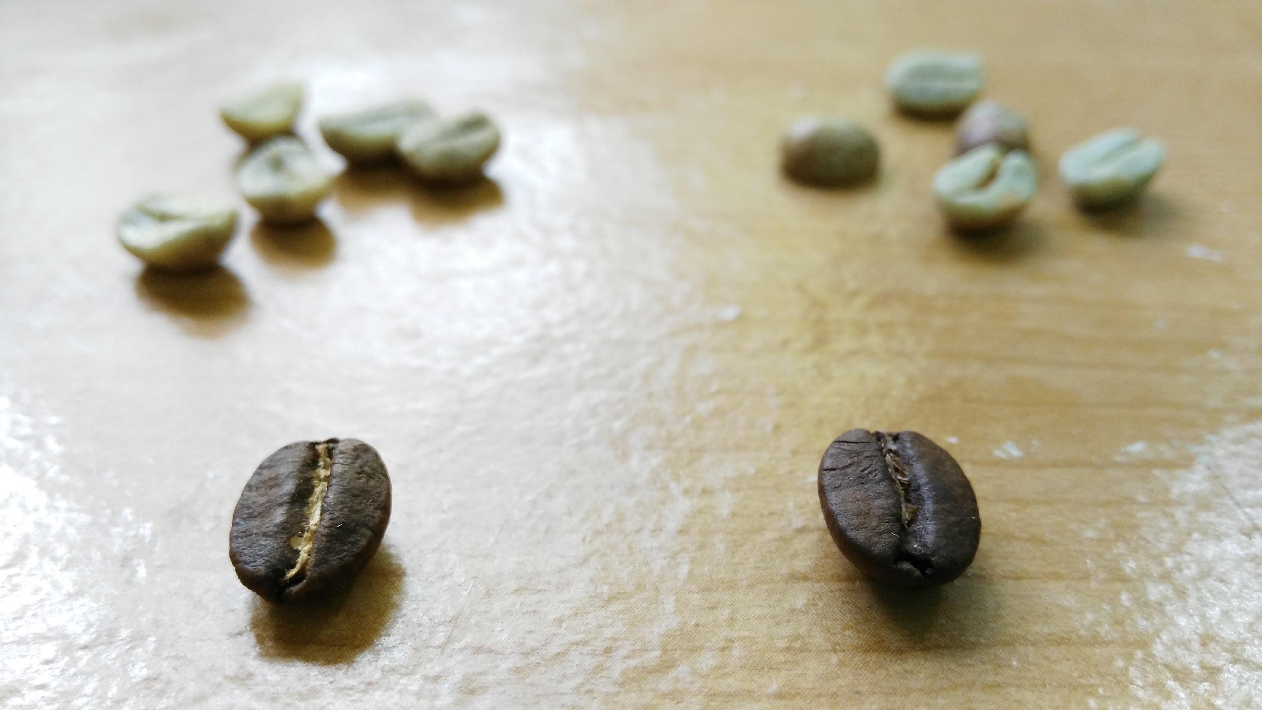 เมล็ดกาแฟคั่ว DRY PROCESS