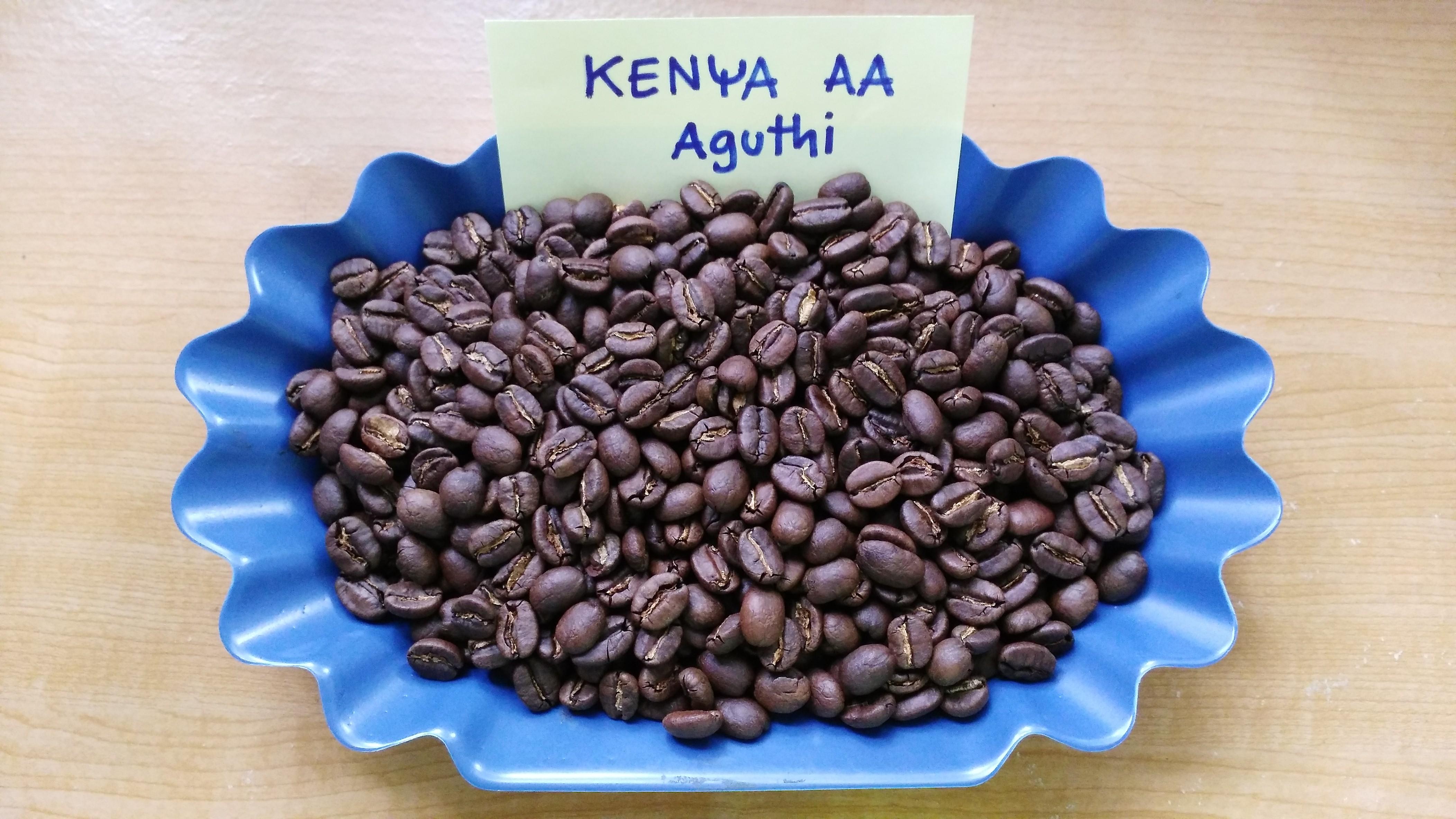กาแฟ เคนย่า AA ( Kenya AA )