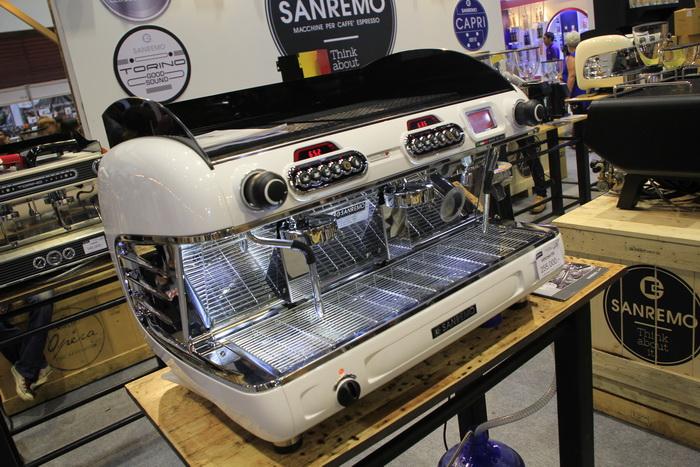เครื่องชงกาแฟ Sanremo