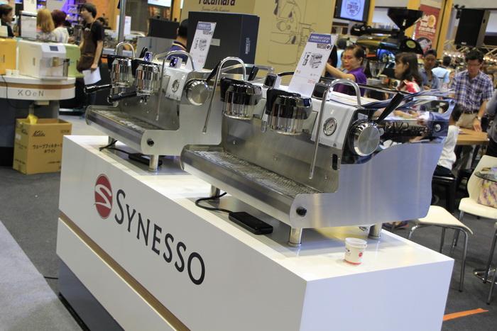 เครื่องชงกาแฟ Synesso