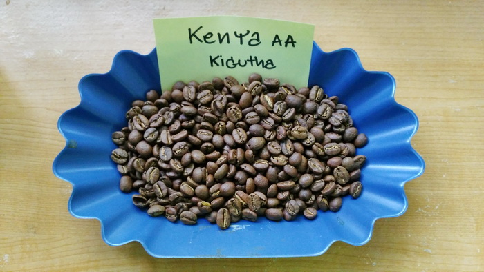 กาแฟเคนย่า ( Kenya Kigutha AA )