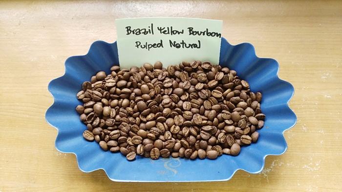 กาแฟ บราซิล ( Brazil Yellow Bourbon )