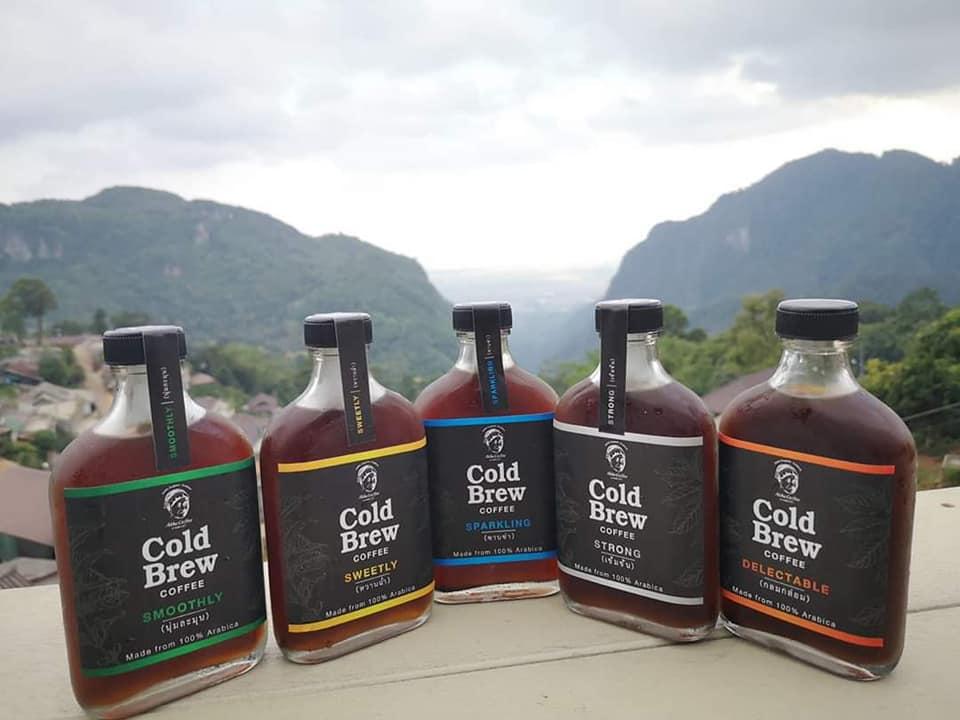 โคลด์บริว Cold Brew