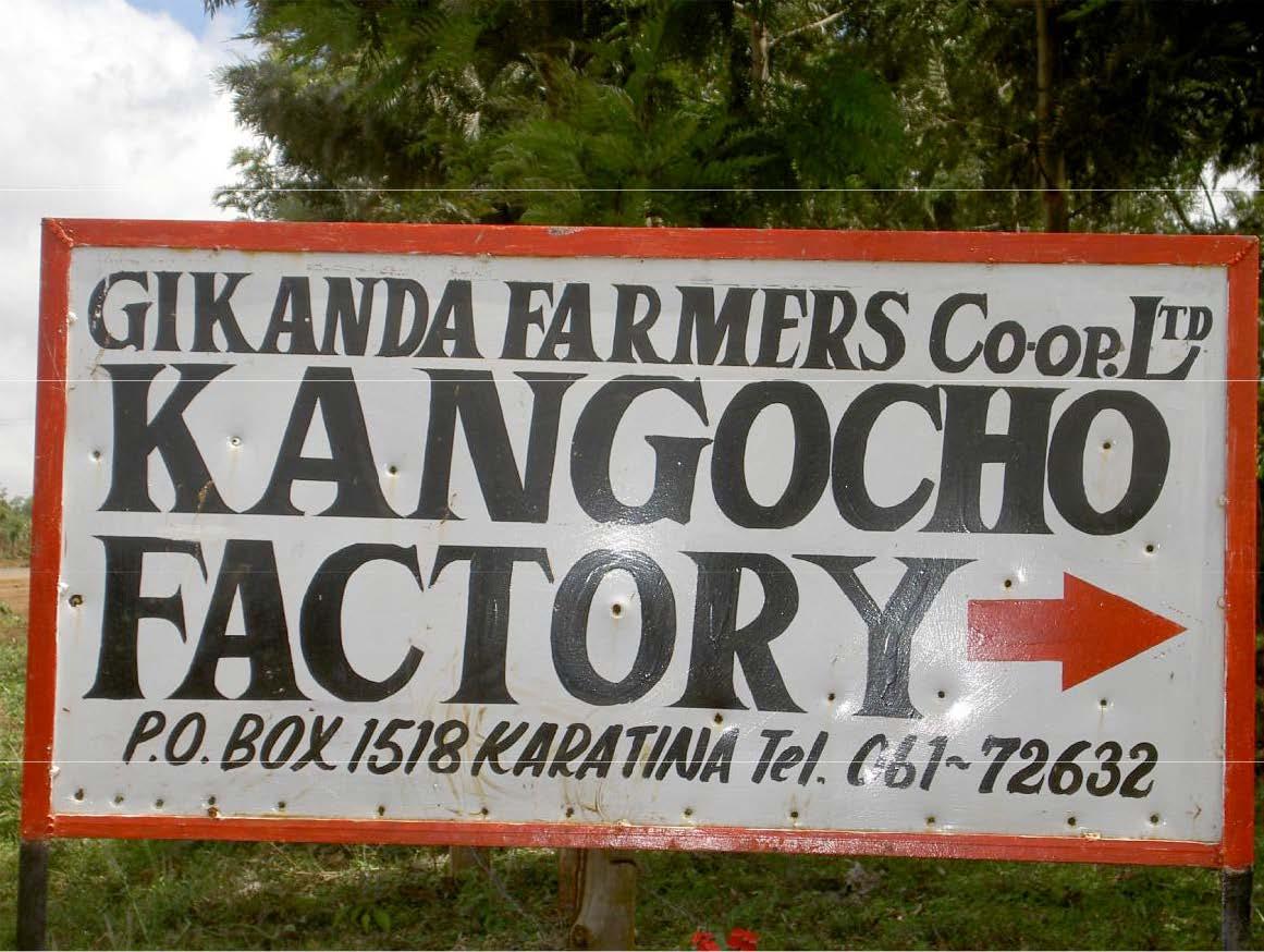 Kenya Kangocho
