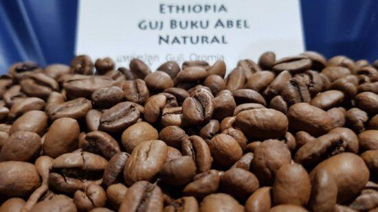 Ethiopia Guji Buku Abel Natural 4