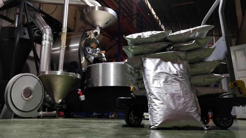 โรงคั่วกาแฟ - Has Garanti 30 kg