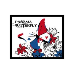LOGO Panama Boquete Classico Butterfly