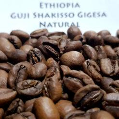 Ethiopia Guji Shakisso Gigesa Natural