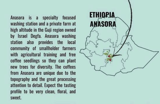 Ethiopia Anasora Anaerobic Natural