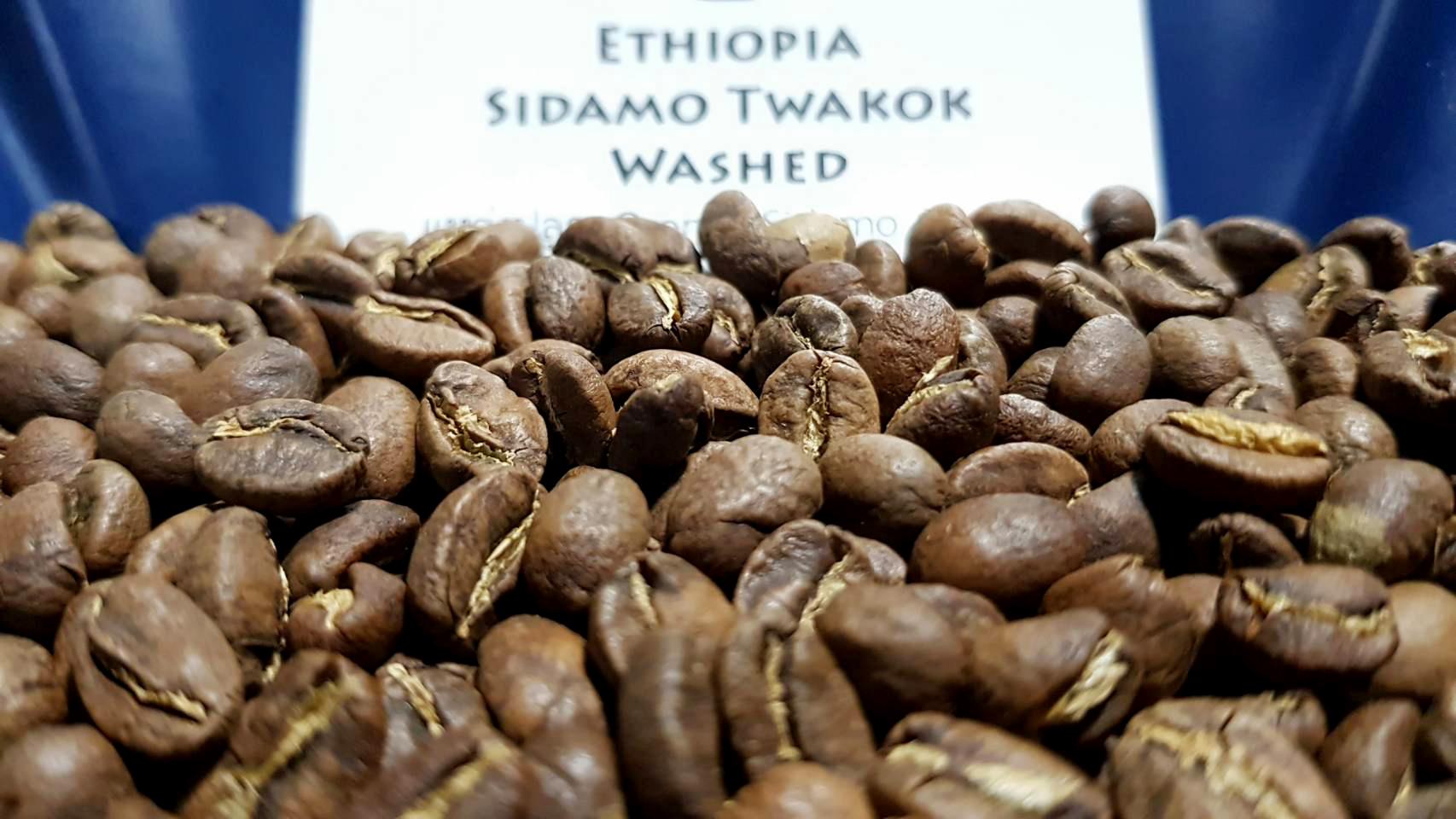 Ethiopia Sidamo Twakok Washed