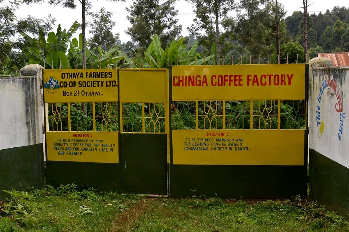 Kenya Othaya Chinga