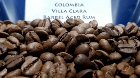 colombia rum barrel