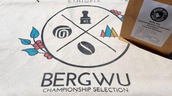 Berg Wu Championship Selection Ethiopia Sidamo Washed