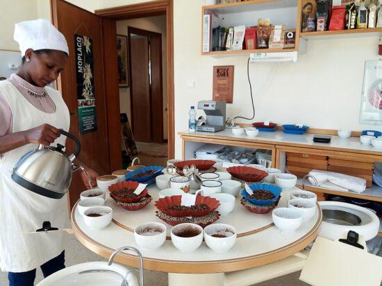 กาแฟเอธิโอเปีย Ethiopia Mormora Chekata Natural