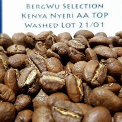 กาแฟเคนยา Berg Wu Selection Kenya Nyeri