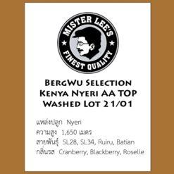 Berg Wu Selection Kenya Nyeri