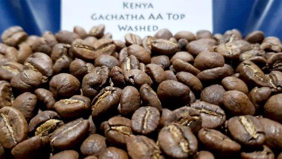 Kenya Gachatha AA