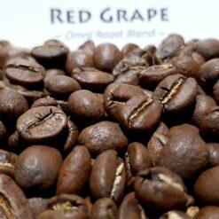 Red Grape Omni Roast Blend Bean