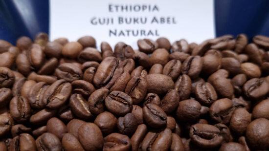 Ethiopia Guji Buku Abel Natural